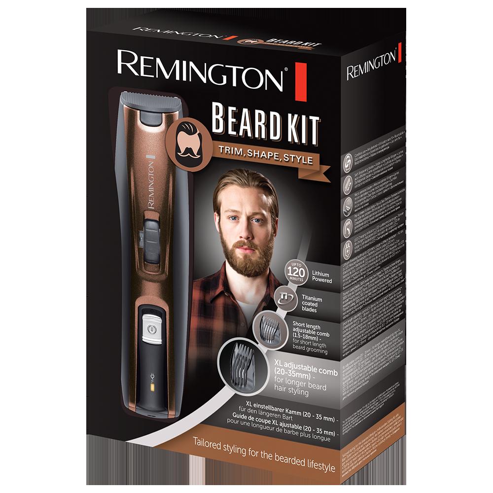 beard kit and trimmer mb4045 remington uk. Black Bedroom Furniture Sets. Home Design Ideas