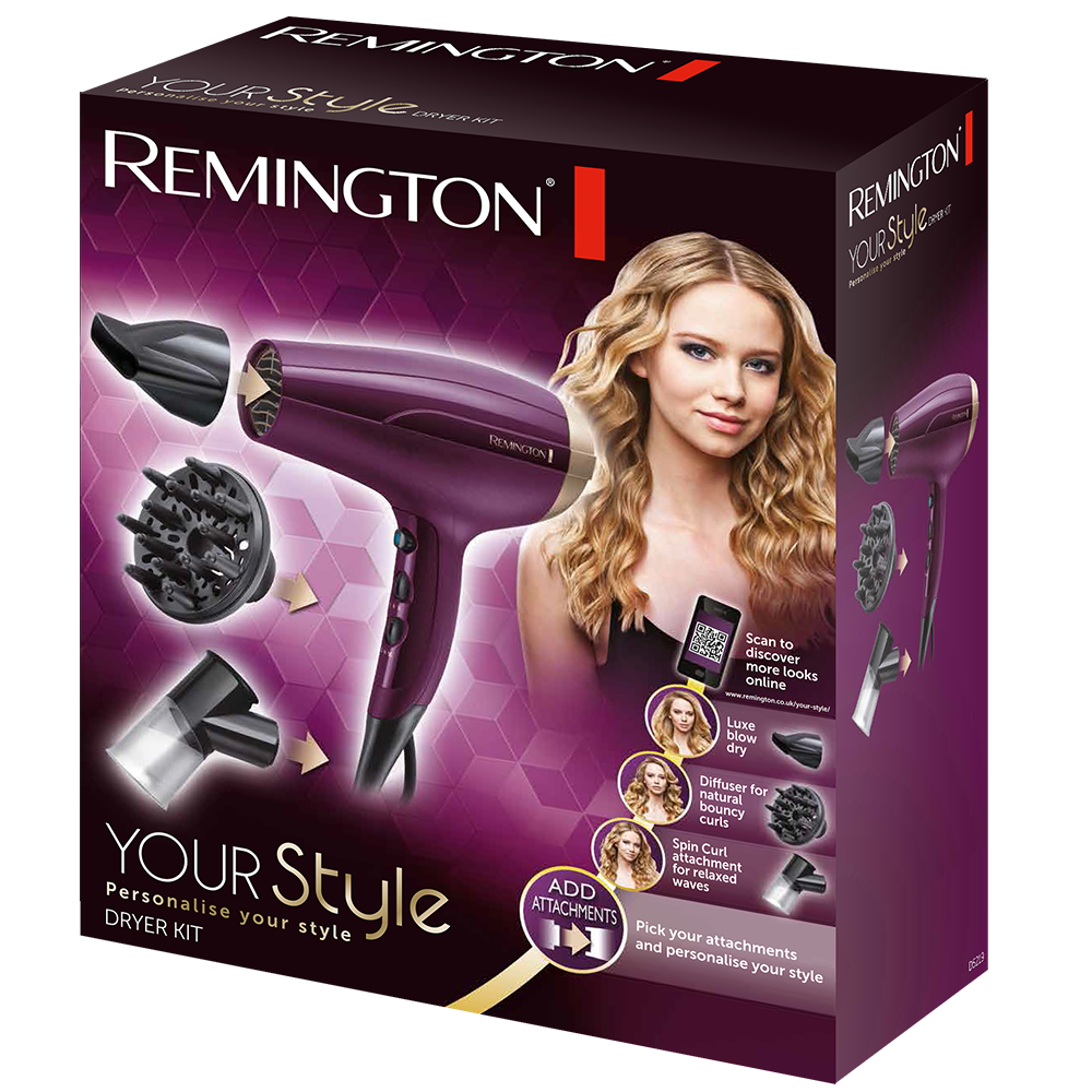 Remington Europe Register